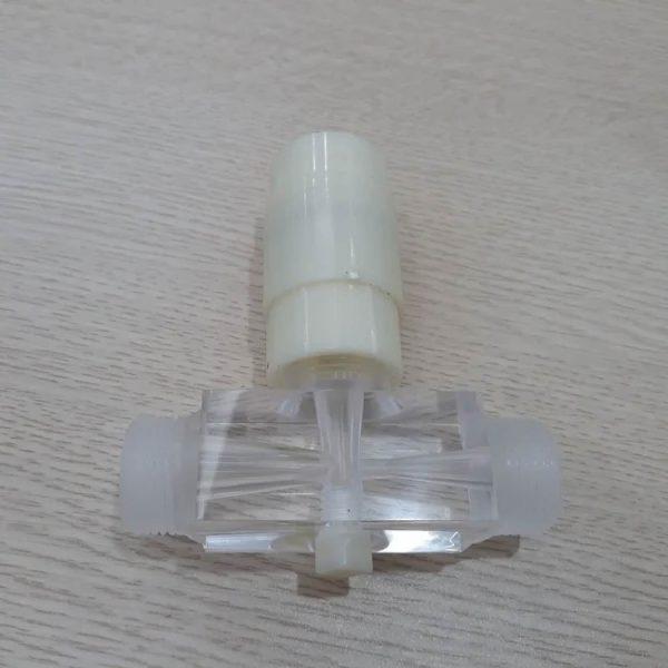 bộ trộn khí, Ejector trên đường ống1-01