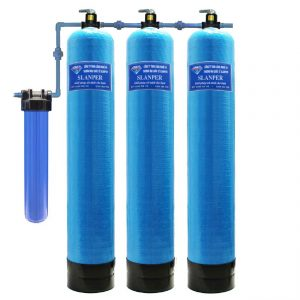 Bộ lọc đầu nguồn xử lý nước nhiễm Sắt, Asen và kim loại nặng