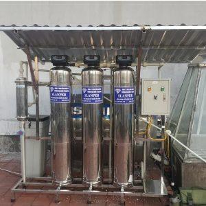 hệ thống lọc tổng cao cấp xử lý nước thông minh tổng kho nguyễn nhâm, nhà sản xuất vật liệu lọc nước