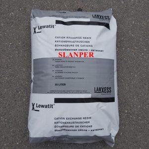 hạt cation Đức lanxess s108 nhập khẩu đức tổng kho nguyễn nhâm, nhà sản xuất vật liệu lọc nước