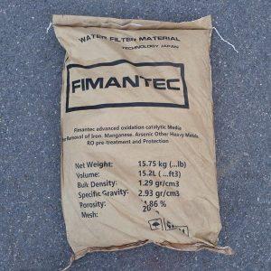 xử lý nước nhiễm mangan bằng hạt Fimantec Nhật Bản Tổng kho Nguyễn Nhâm