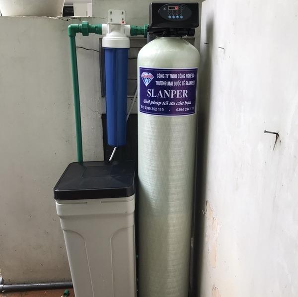 thiết bị Slanper slp.a101 khử amoni hiệu quả tổng kho nguyễn nhâm, nhà sản xuất vật liệu lọc nước