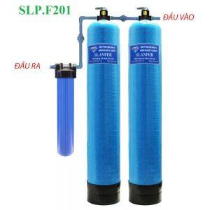 Hệ thống xử lý nước nhiễm sắt, asen, kim loại nặng giá rẻ