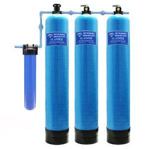 slp.hh301 thiết bị xử lý nước nhiễm canxi sắt